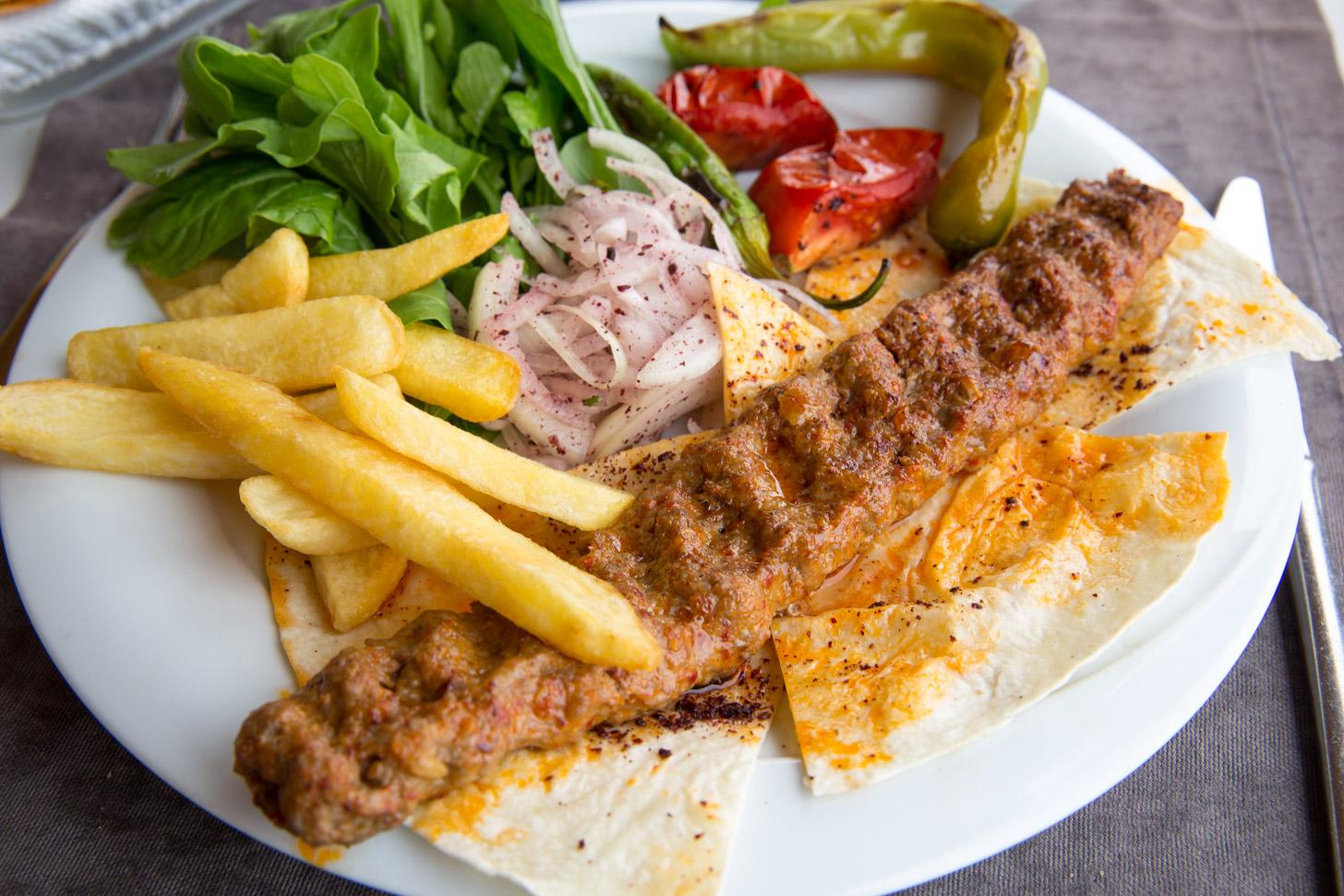 Eten en drinken in Alanya